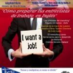 Prepara tu entrevista de trabajo en inglés
