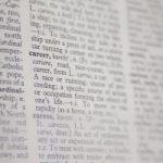 Recomendaciones sobre el uso del diccionario