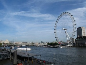 primeros dias en Londres