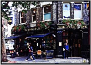 Hablar en ingles en los Pubs de Londres