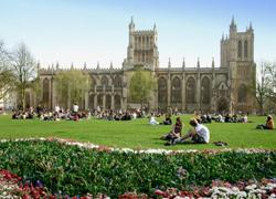 estudiar ingles en Bristol