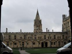 ingles en Oxford
