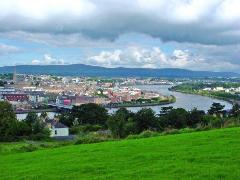 Conexiones económicas con Irlanda