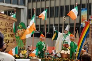 San Patricio en Irlanda