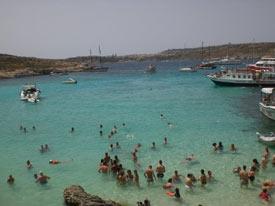 Aprender ingles en Malta con niños