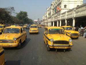 Vocabulario en inglés para usar en el taxi
