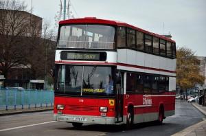 Transporte publico en el extranjero
