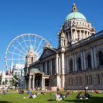 Belfast acoge los Juegos Mundiales de Policías y Bomberos