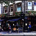 Pubs con chimenea en Londres
