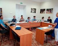 Alumnas San Petersburgo