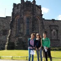 Alumnos Edimburgo