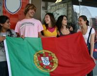 Alumnos de Lisboa
