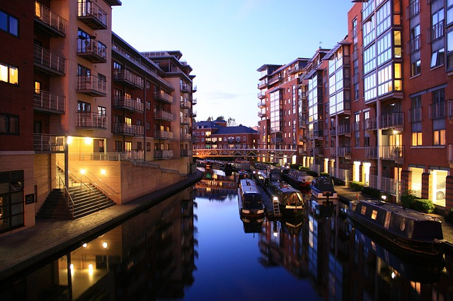 Birmingham, la fabrica del mundo