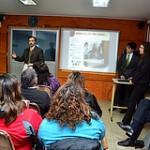 Profesores que se convierten en alumnos de inglés