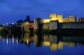 Castillo de King John en Limerick
