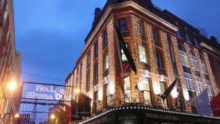 Tradiciones irlandesas de Navidad
