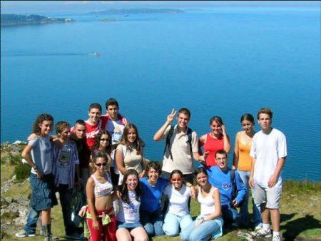 Viajes de grupos escolares en el extranjero
