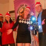 El equipo de Aula inglés te desea Felices Fiestas
