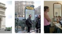 Estudiantes en nuestra escuela de Paris