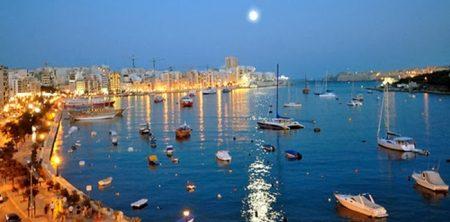 ingles en Malta