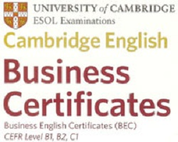 Examen BEC