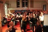 Fiesta de estudiantes en Southampton