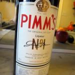 Pimm's, la bebida del verano en Inglaterra