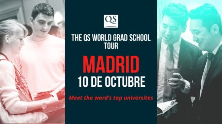 QS World Grad School Tour en Madrid