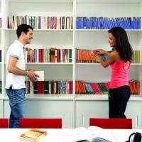 Librería en la escuela