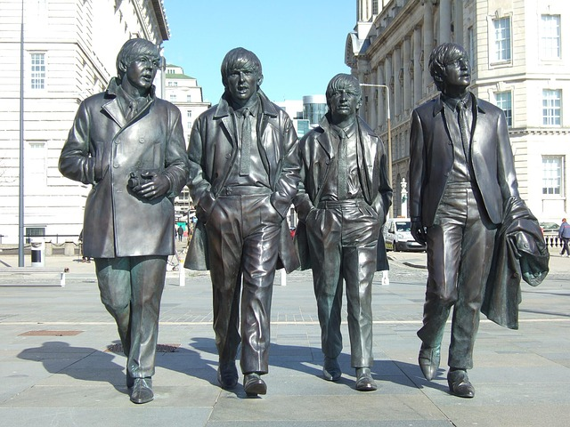 Liverpool, the beatles