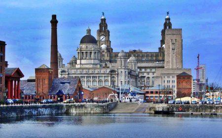 Revolucion industrial en Liverpool