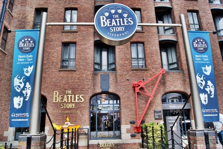 Museos en Liverpool - The Beatles Story