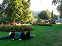 Relax en Edimburgo