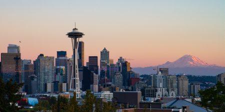 Seattle Kerry Park Skyline