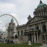 Belfast conmemora el centenario del nacimiento del Titanic
