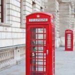 Usar el teléfono en Inglaterra (Parte 1)