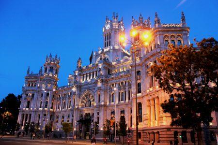 Conocer Madrid y la cultura Española