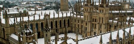Curso de inglés en Oxford
