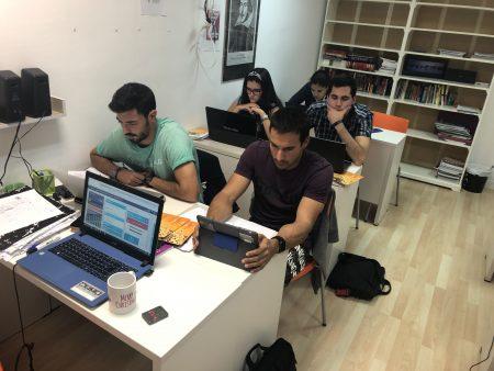 Examen inglés Aptis en Valencia