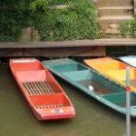 El punting, la mejor manera de relajarse en los ríos y canales ingleses