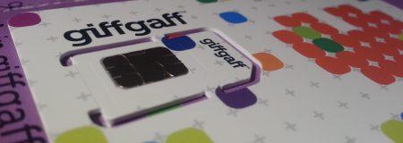 tarjeta de teléfono giffgaff