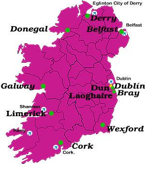 mapa-aeropuetos-irlanda