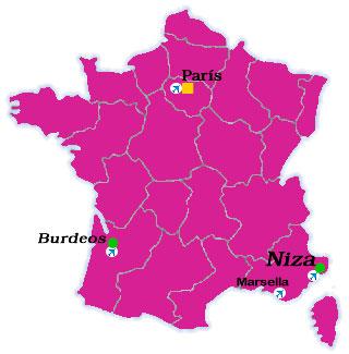 mapa-francia