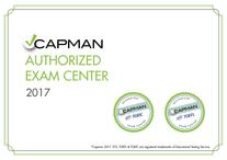 CAPMAN Authorized Exam Center