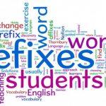 Prefijos en inglés