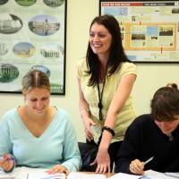 Selección de profesores clases de inglés