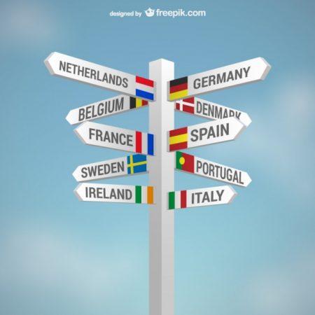 Trabajar de Au Pair en Europa