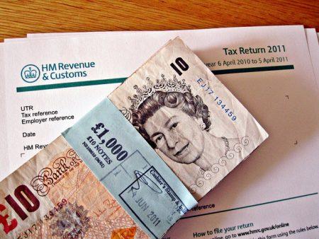 Impuestos de Reino Unido