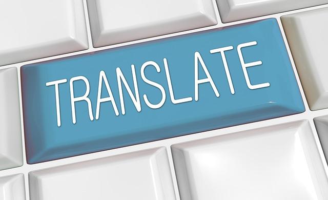 traductor jurado en inglés